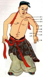 Méridiens Points d'acupuncture Médecine Chinoise Massage Tuina Dong Fa Ostéopathe Diététique Pharmacopée Naturopraticien Conseil de Vie 0608061955 Roland Gozlan Montpellier Herault Nimes Gard Languedoc